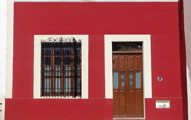 Foto de casa en venta en  , merida centro, mérida, yucatán, 1896482 No. 01