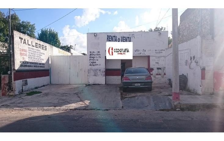 Foto de nave industrial en venta en  , merida centro, mérida, yucatán, 1908425 No. 01