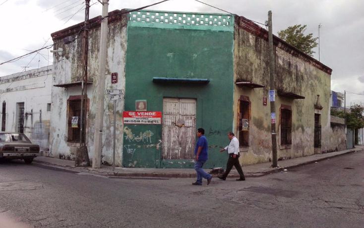Foto de casa en venta en  , merida centro, mérida, yucatán, 1911424 No. 01