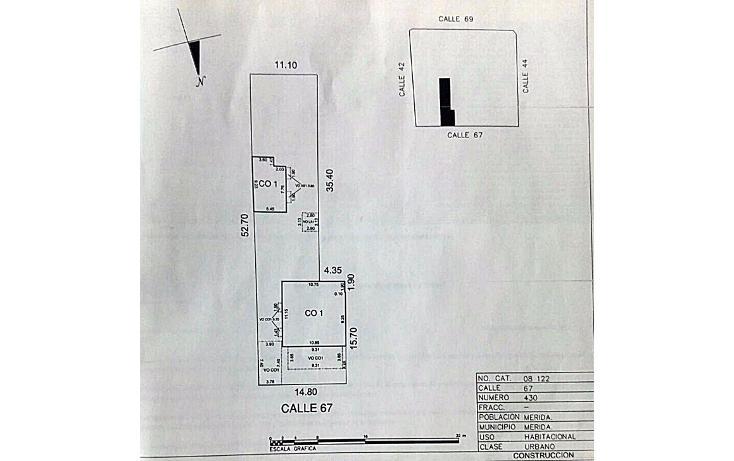 Foto de casa en venta en  , merida centro, mérida, yucatán, 1927623 No. 02