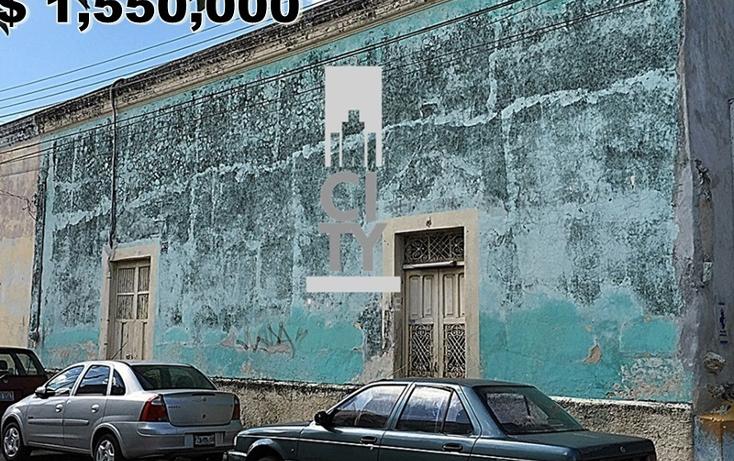 Foto de casa en venta en  , merida centro, mérida, yucatán, 1951201 No. 01
