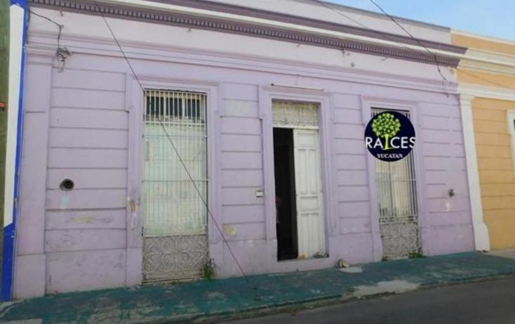 Foto de casa en venta en  , merida centro, mérida, yucatán, 1951352 No. 01