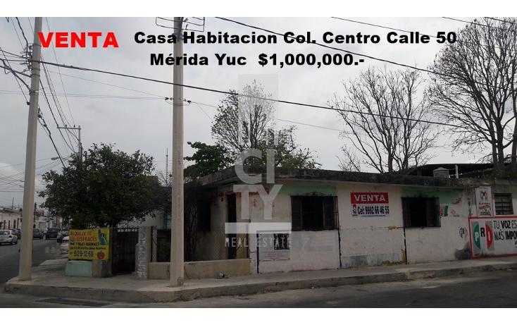 Foto de casa en venta en  , merida centro, mérida, yucatán, 1962831 No. 01