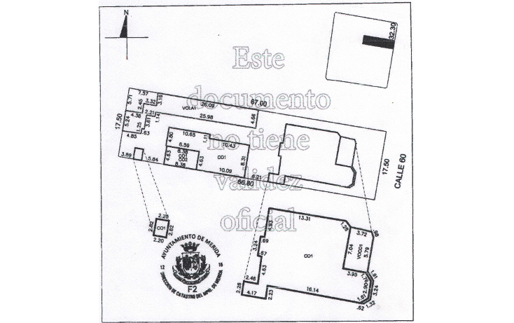 Foto de casa en venta en  , merida centro, m?rida, yucat?n, 2000312 No. 51