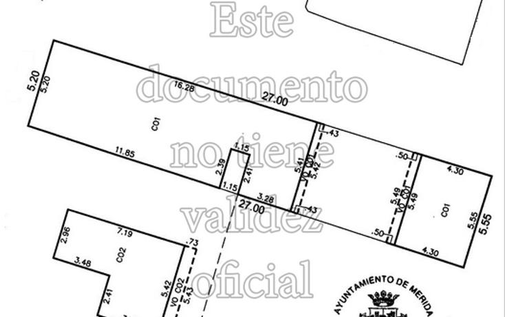 Foto de casa en venta en, merida centro, mérida, yucatán, 2011016 no 22