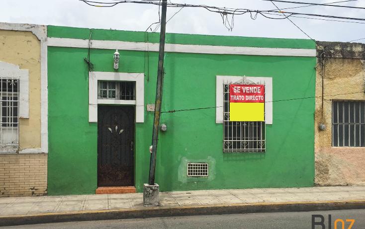 Foto de casa en venta en  , merida centro, m?rida, yucat?n, 2034888 No. 01