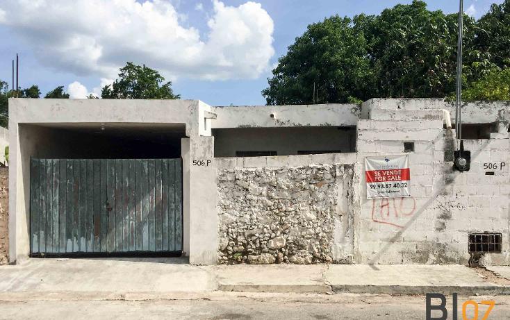 Foto de casa en venta en  , merida centro, m?rida, yucat?n, 2034910 No. 01