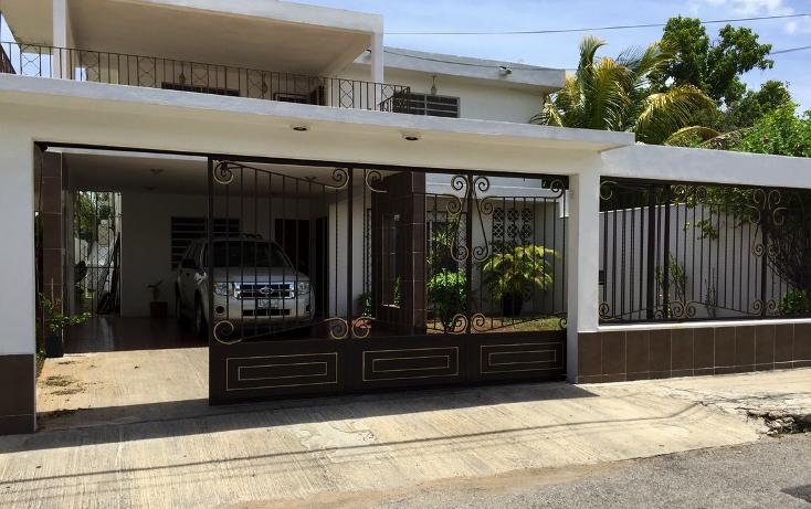 Foto de casa en venta en  , merida centro, m?rida, yucat?n, 2035971 No. 01