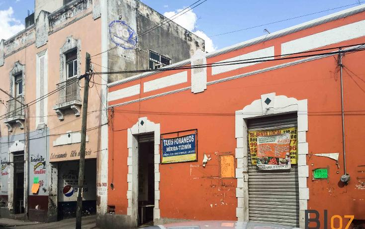 Foto de edificio en venta en  , merida centro, m?rida, yucat?n, 2036614 No. 01