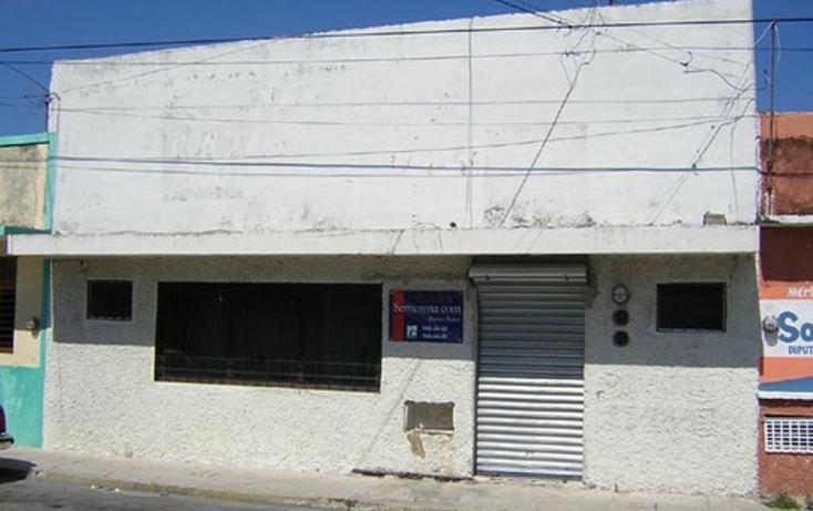 Foto de nave industrial en venta en  , merida centro, mérida, yucatán, 2622907 No. 01