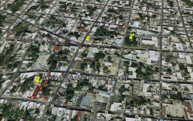Foto de terreno habitacional en venta en  , merida centro, mérida, yucatán, 448025 No. 02