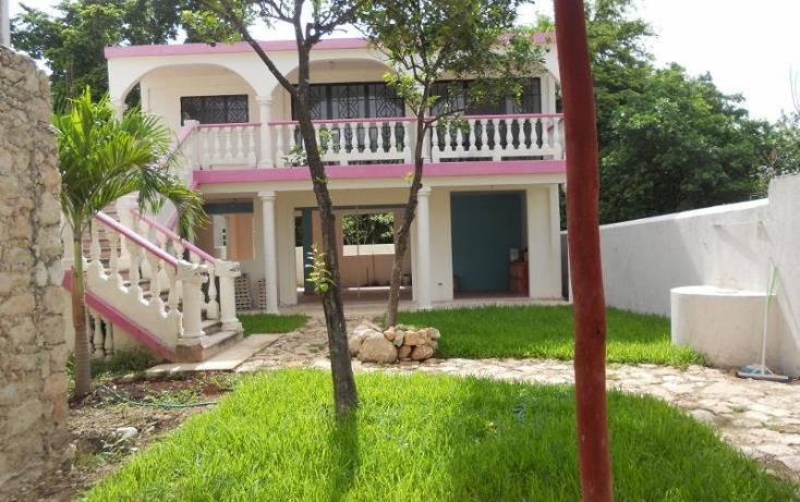Foto de casa en venta en  , merida centro, m?rida, yucat?n, 507279 No. 01