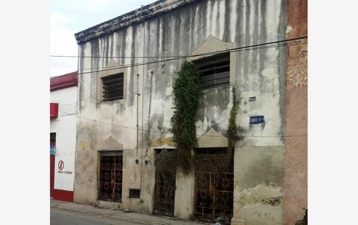 Foto de casa en venta en  , merida centro, m?rida, yucat?n, 619820 No. 01