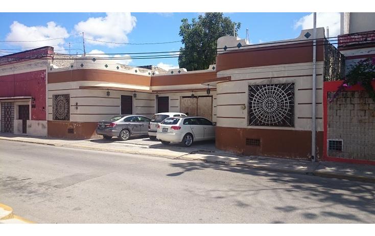 Foto de edificio en venta en  , merida centro, mérida, yucatán, 630905 No. 01