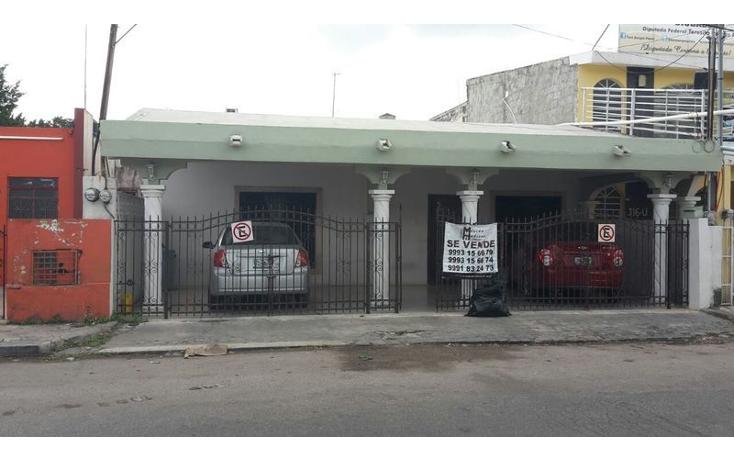 Foto de casa en venta en  , merida centro, m?rida, yucat?n, 791917 No. 01