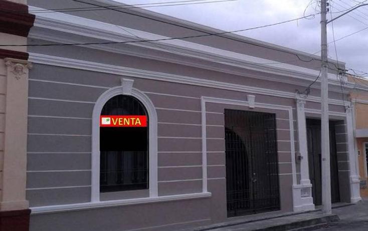Foto de casa en venta en  , merida centro, m?rida, yucat?n, 816423 No. 01