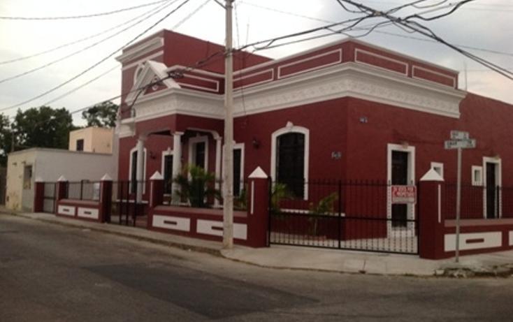 Foto de casa en venta en  , merida centro, mérida, yucatán, 887129 No. 01