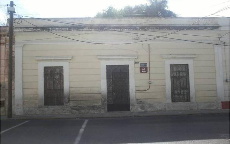 Foto de casa en venta en  , merida centro, m?rida, yucat?n, 887141 No. 01