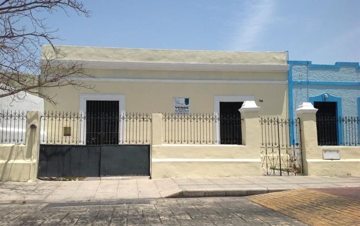 Foto de casa en venta en  , merida centro, m?rida, yucat?n, 887181 No. 01