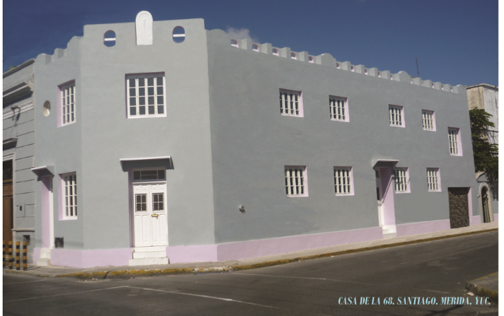 Foto de casa en venta en  , merida centro, mérida, yucatán, 939267 No. 01