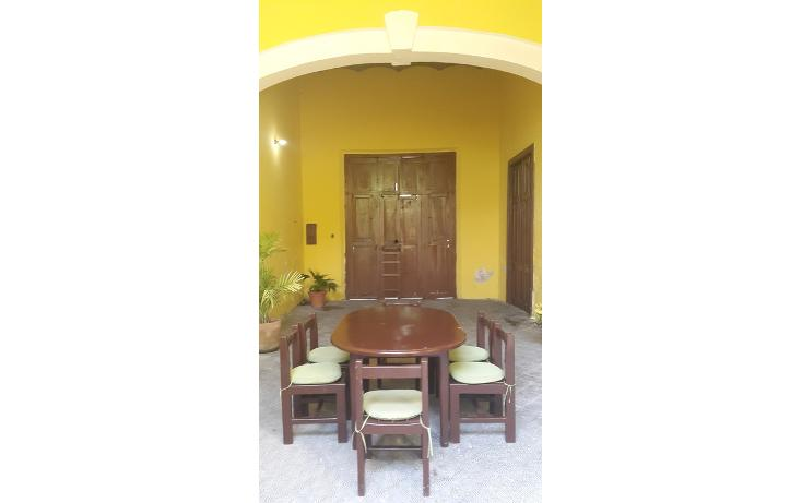 Foto de casa en venta en  , merida centro, mérida, yucatán, 942537 No. 24