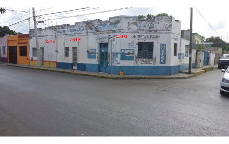 Foto de local en renta en  , merida centro, mérida, yucatán, 942949 No. 02