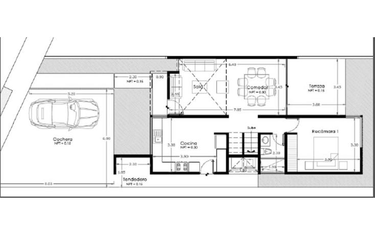 Foto de casa en venta en  , mérida, mérida, yucatán, 1078341 No. 09