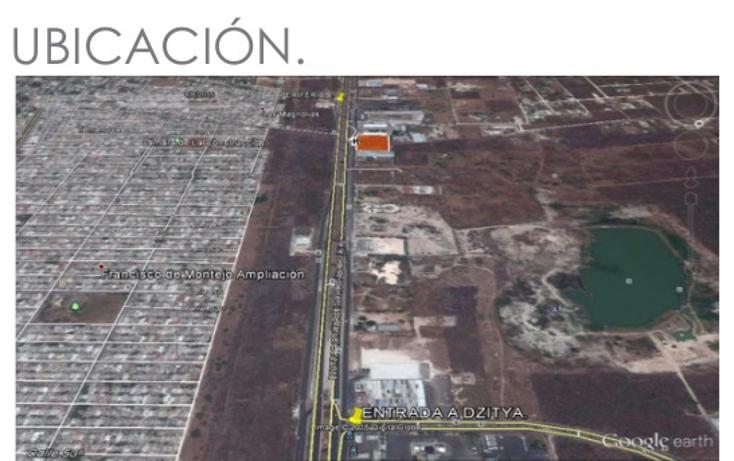Foto de terreno comercial en venta en  , m?rida, m?rida, yucat?n, 1103701 No. 01