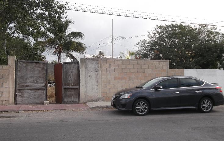Foto de terreno comercial en venta en  , mérida, mérida, yucatán, 1696148 No. 01