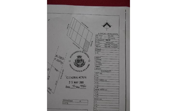 Foto de terreno comercial en venta en  , mérida, mérida, yucatán, 1696148 No. 03