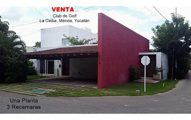 Foto de casa en venta en  , mérida, mérida, yucatán, 1927749 No. 01