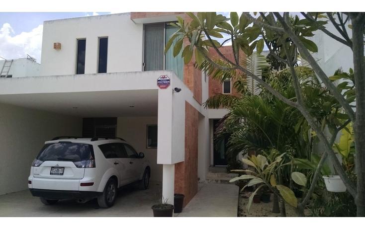 Foto de casa en venta en  , mérida, mérida, yucatán, 935681 No. 01