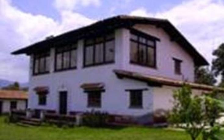 Foto de rancho en venta en  , mesa de jaimes, valle de bravo, méxico, 1425939 No. 01