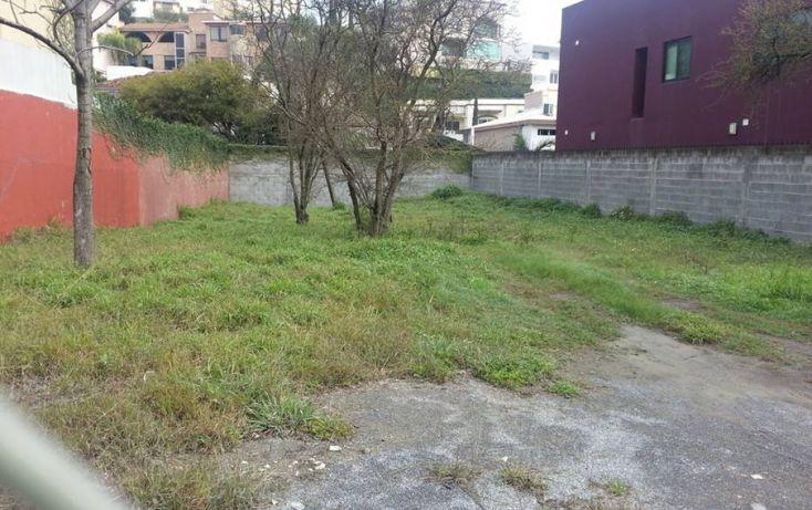 Foto de terreno habitacional en venta en, mesa de la corona 1er sector, san pedro garza garcía, nuevo león, 2016866 no 01