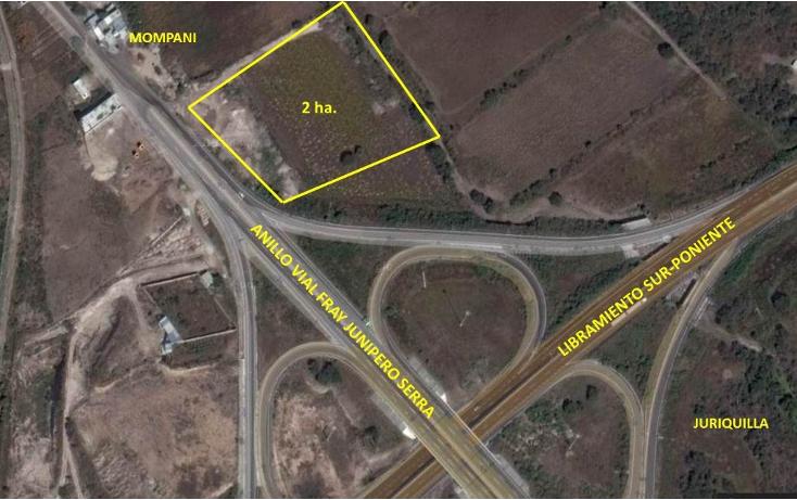 Foto de terreno comercial en venta en  , mesita de mompani, quer?taro, quer?taro, 1555940 No. 01