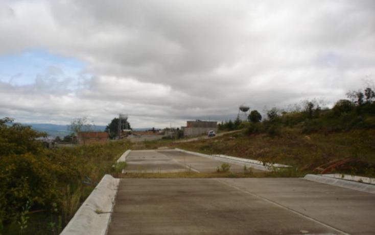 Foto de terreno habitacional en venta en  , mesoamerica, morelia, michoacán de ocampo, 994183 No. 04