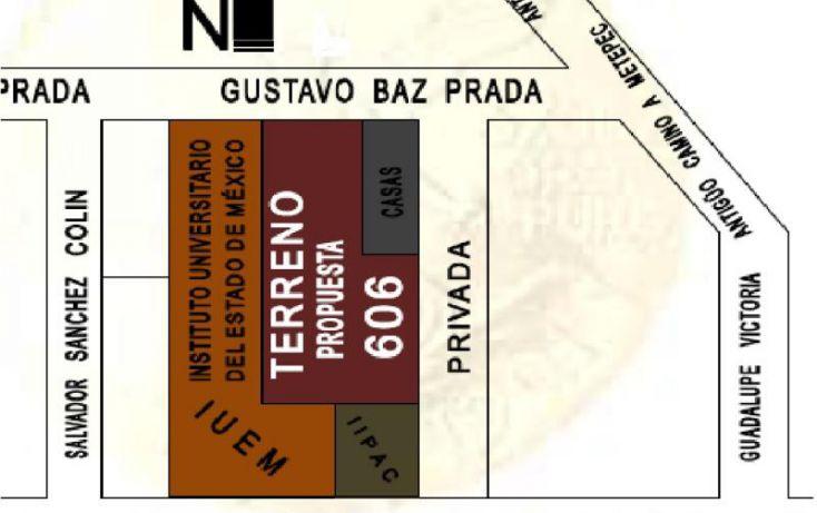 Foto de terreno comercial en venta en, metepec centro, metepec, estado de méxico, 954045 no 02