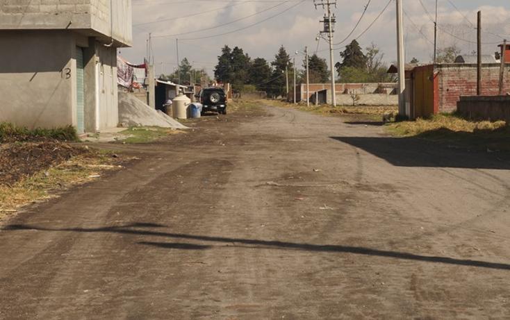 Foto de terreno habitacional en venta en  , metepec centro, metepec, méxico, 1150113 No. 04