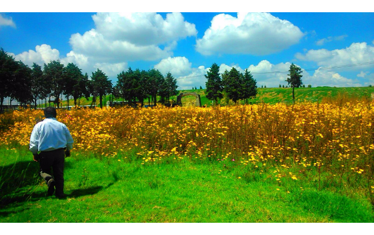 Foto de terreno habitacional en venta en  , metepec centro, metepec, méxico, 1282477 No. 01