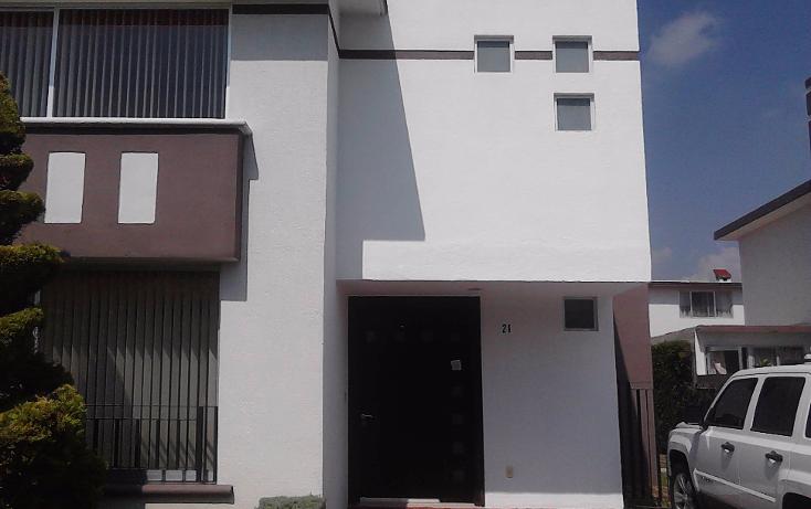 Foto de casa en renta en  , metepec centro, metepec, méxico, 1357689 No. 01