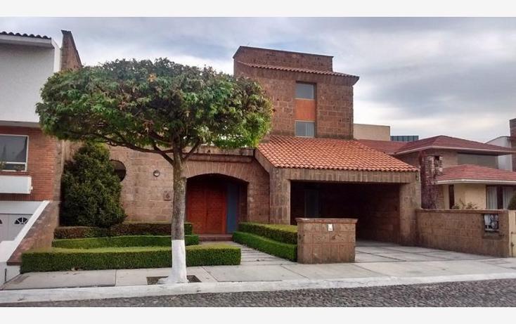 Foto de casa en renta en  , metepec centro, metepec, méxico, 1752396 No. 01