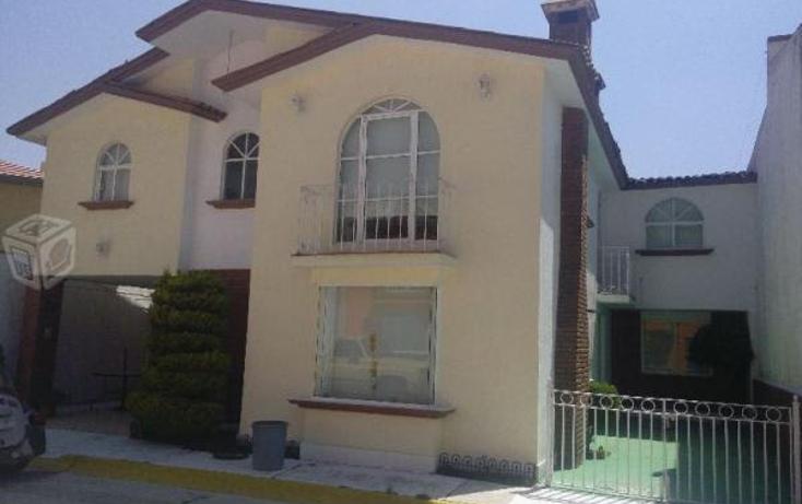 Foto de casa en condominio en venta en  , metepec centro, metepec, méxico, 1982976 No. 01