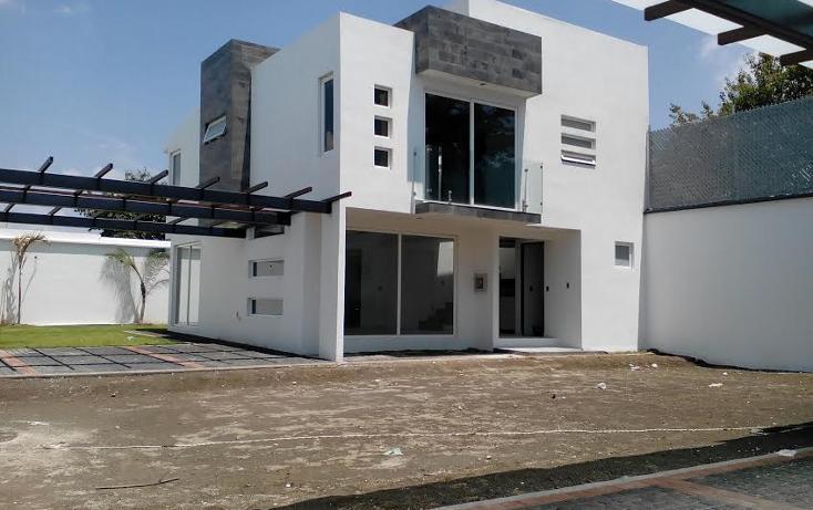 Foto de casa en venta en  , metepec centro, metepec, méxico, 1991970 No. 01