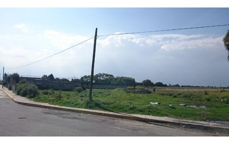 Foto de terreno comercial en venta en s/n , metepec centro, metepec, méxico, 2730124 No. 02