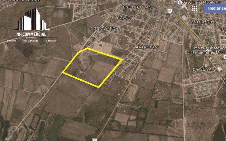 Foto de terreno habitacional en venta en metodista, arboledas de santa isabel, san felipe, guanajuato, 1340939 no 03