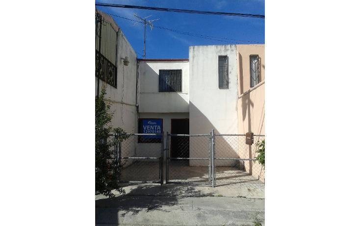 Foto de casa en venta en  , metroplex 1, apodaca, nuevo león, 1665030 No. 01