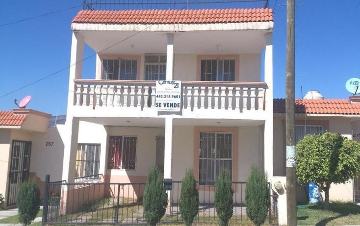 Foto de casa en venta en  , metrópolis, tarímbaro, michoacán de ocampo, 1864706 No. 01
