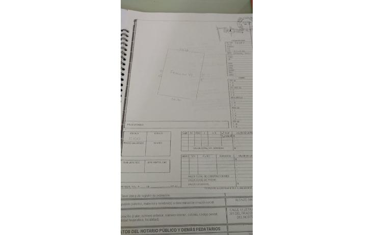 Foto de terreno habitacional en venta en  , metropolitana, m?rida, yucat?n, 1665865 No. 02
