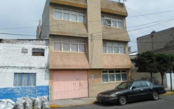 Foto de departamento en venta en  , metropolitana tercera sección, nezahualcóyotl, méxico, 1045389 No. 01