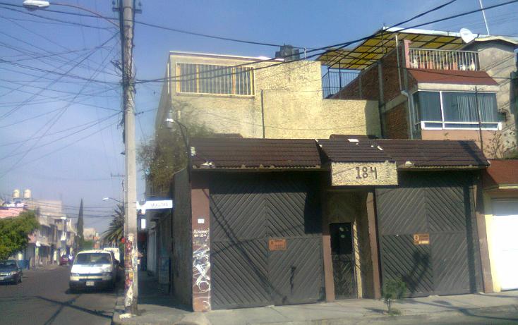 Foto de casa en venta en  , metropolitana tercera secci?n, nezahualc?yotl, m?xico, 1121085 No. 01